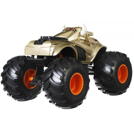 Hot Wheels Monster Truck velký truck Steer Clear