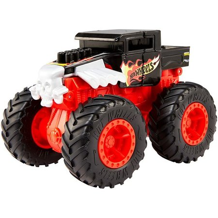Hot Wheels monster trucks velká srážka
