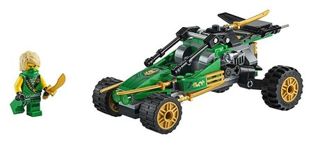 LEGO® Ninjago 71700 Bugina do džungle