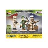 COBI 2037 Figurky vojáků Francouzská armáda