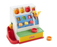 Fisher Price pokladna