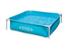 INTEX 57173 Bazén Mini Frame modrý 122 x 122 x 30cm