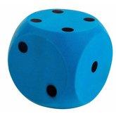 Androni Kostka měkká - velikost 16 cm, modrá