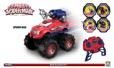 Nikko RC MARVEL HERO blaster Spider-Man