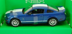 Welly Shelby Cobra GT500 2007 1:24