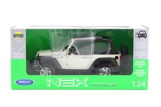 Welly 1:24 2007 Jeep Wrangler