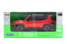 Welly 1:24 Jeep Renegade Trailhawk