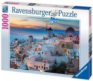 Puzzle Ravensburger Santorini 1000 dílků