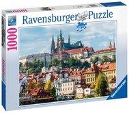 Puzzle Ravensburger Pražský hrad 1000 dílků