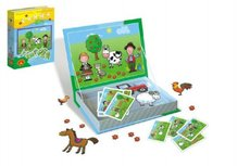 Alexander Magnetické příběhy Farma 24 dílků v krabici