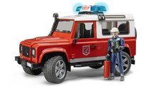 Bruder 2596 Land Rover hasiči