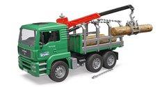 Bruder 2769 Nákladní auto MAN přepravník dřeva