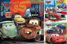 Ravensburger 3x49 dílků Cars 2 puzzle