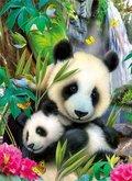 Ravensburger Puzzle Panda 300d