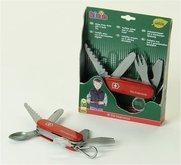 Klein Švýcarský nůž Victorinox plastový bezpečný