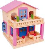 Legler Domeček pro panenky Klára