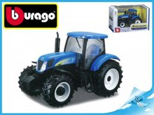 Bburago Farm Tractor New Holland W8 1:32