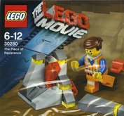 LEGO® Movie 30280 The Piece of Resistance