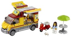 LEGO® City Great Vehicles 60150 Dodávka s pizzou