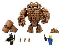 LEGO® BATMAN MOVIE 70904 Clayfaceův bahnitý útok