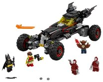 LEGO® BATMAN MOVIE 70905 Batmobile