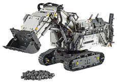 LEGO® Technic 42100 Bager Liebherr R 9800