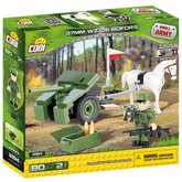 Cobi 2184 Small Army - II WW 37 mm Bofors vzor 36