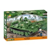 Cobi 2234 Small Army Medium Tank T-55 MBT, 506 k, 2 f