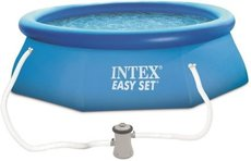 Intex Easy Set Pool 305 x 76 cm 28122 s kartušovou filtrací