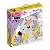 Quercetti Play Creativo String Art Animals