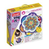 Quercetti Play Creativo String Art Mandala
