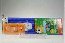 Fotbalová branka s míčkem 48 x 33 x 27 cm