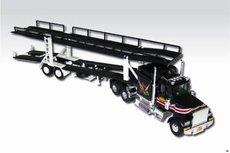 Monti MS 39 Autorodeo Trailer