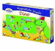 DETOA Magnetické Puzzle Dino