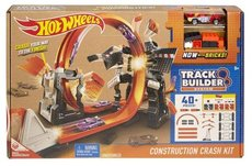 Hot Wheels Track builder bourací set