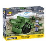 Cobi 2981 Great War Howitzer 155 mm vz. 1917, 122 k, 1 f
