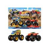 Hot Wheels Monster Trucks Demoliční Duo asst