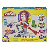 Hasbro Play-Doh Bláznivé kadeřnictví