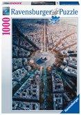 Ravensburger Pohled na Paříž 1000 dílkůRavensburger Pohled na Paříž 1000 dílků