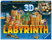 Ravensburger Labyrinth 3D