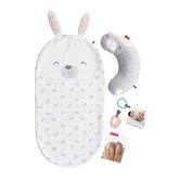 Mattel Fisher Price masážní dečka baby bunny