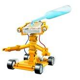 MAC TOYS Robot na solný pohon