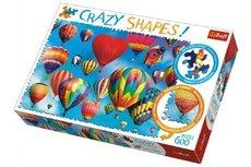 Trefl Crazy Shapes Barevné balony 600 dílků